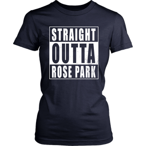 Straight Outta Rose Park
