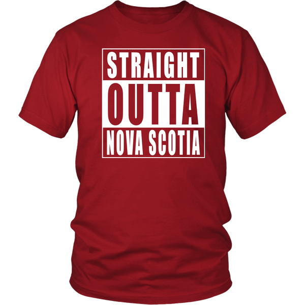 Straight Outta Nova Scotia