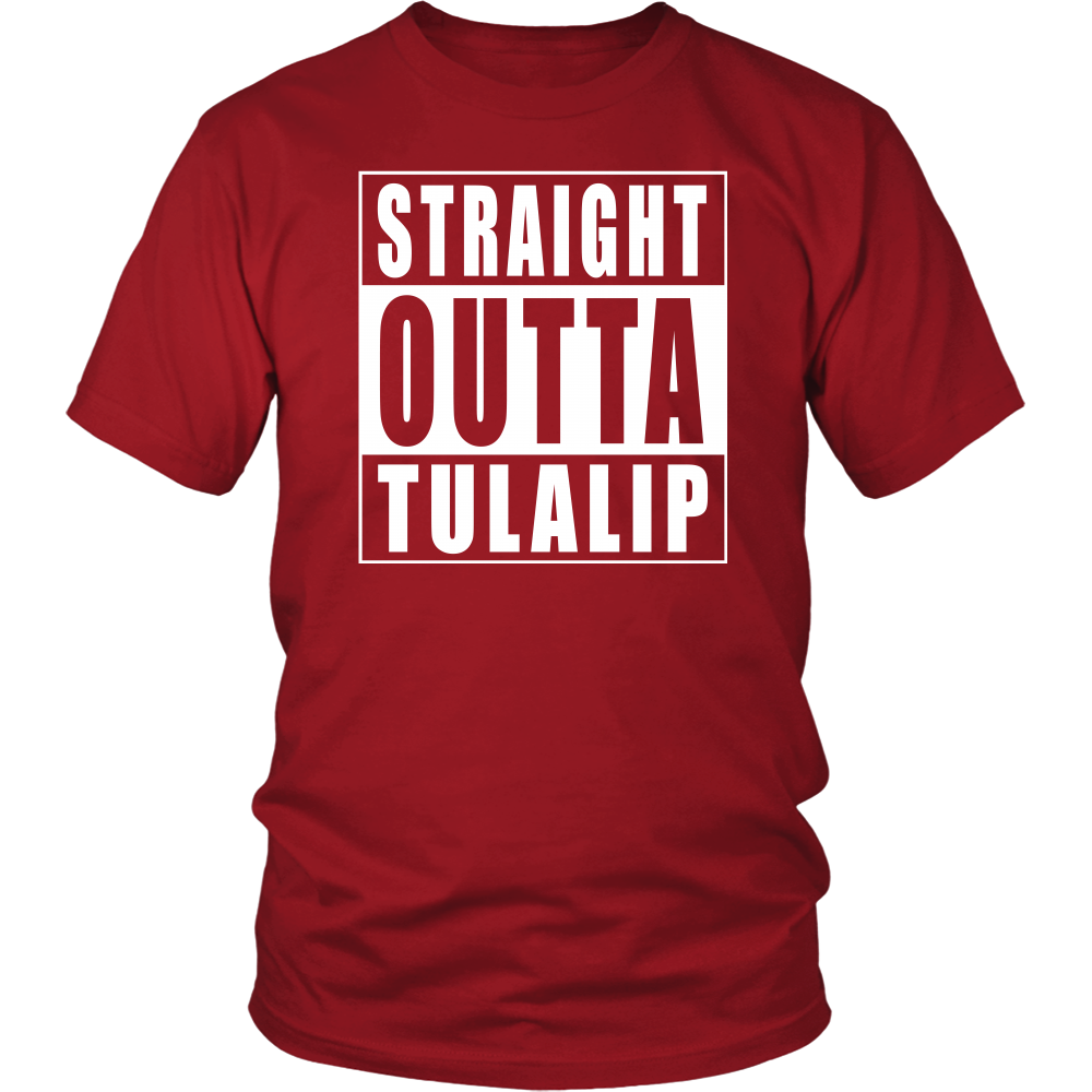 Straight Outta Tulalip