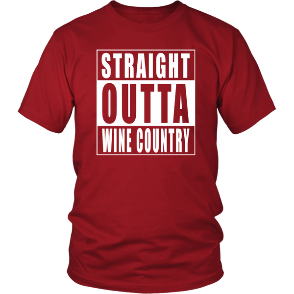 Straight Outta Wine Country