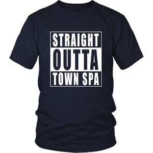 Straight Outta Town Spa