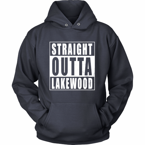 Straight Outta Lakewood