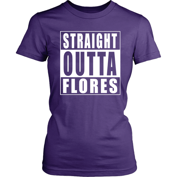 Straight Outta Flores