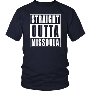 Straight Outta Missoula