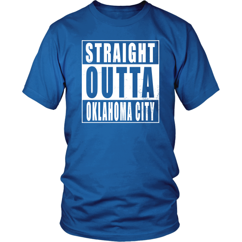 Straight Outta Oklahoma City