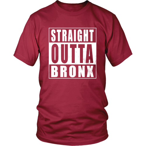 Straight Outta Bronx