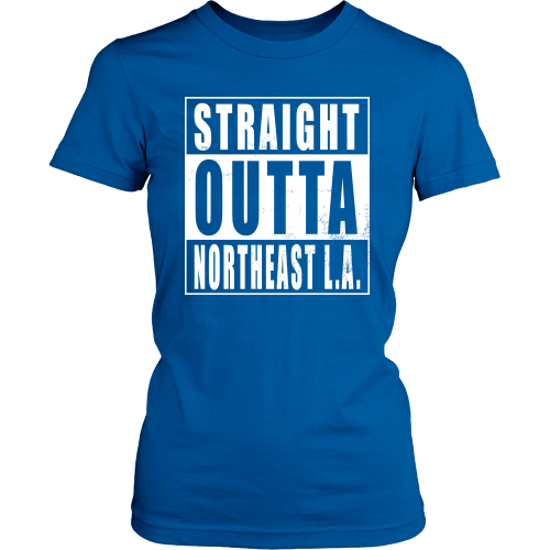 Straight Outta Northeast L.A.