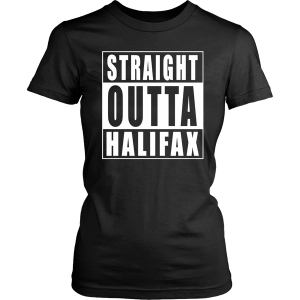 Straight Outta Halifax
