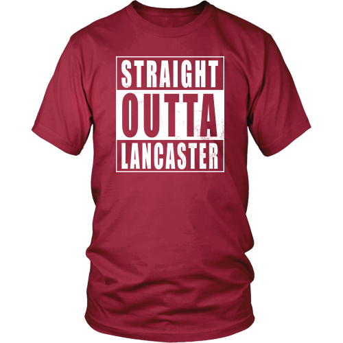 Straight Outta Lancaster
