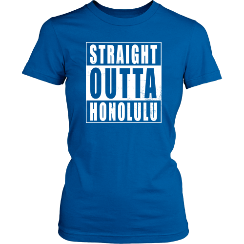 Straight Outta Honolulu