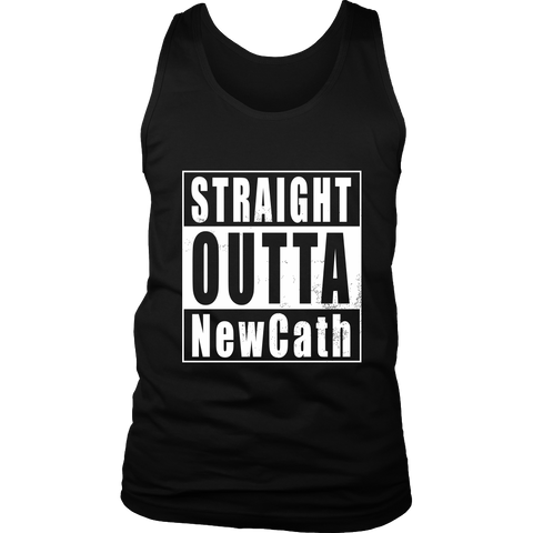 Straight Outta NewCath Tank
