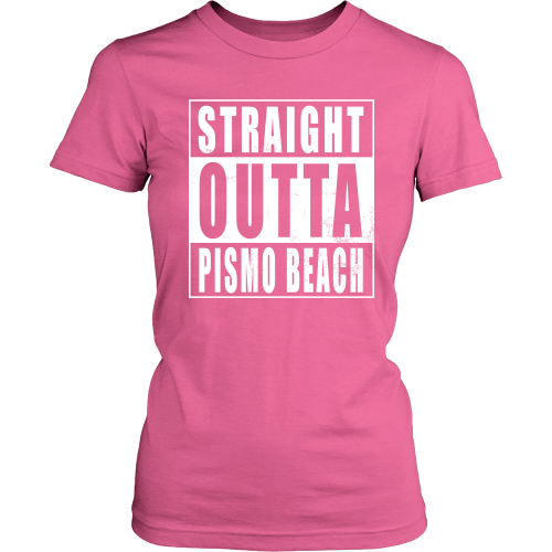 Straight Outta Pismo Beach