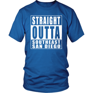 Straight Outta Southeast San Diego