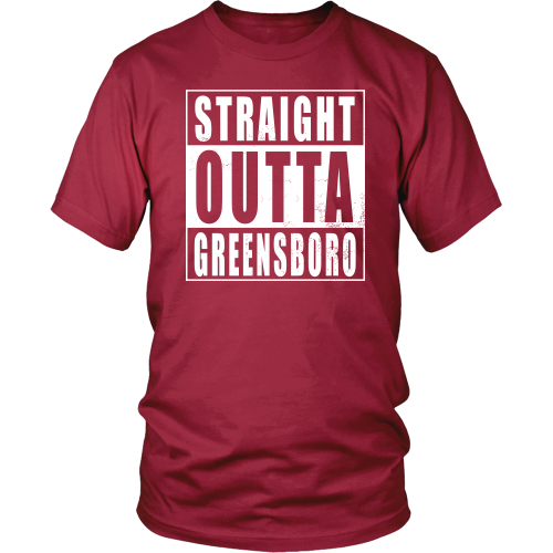 Straight Outta Greensboro