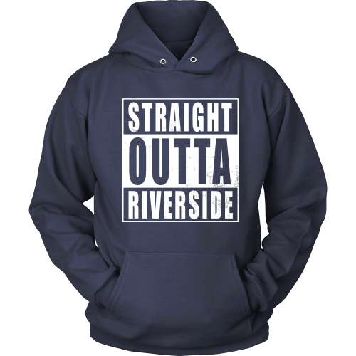 Straight Outta Riverside