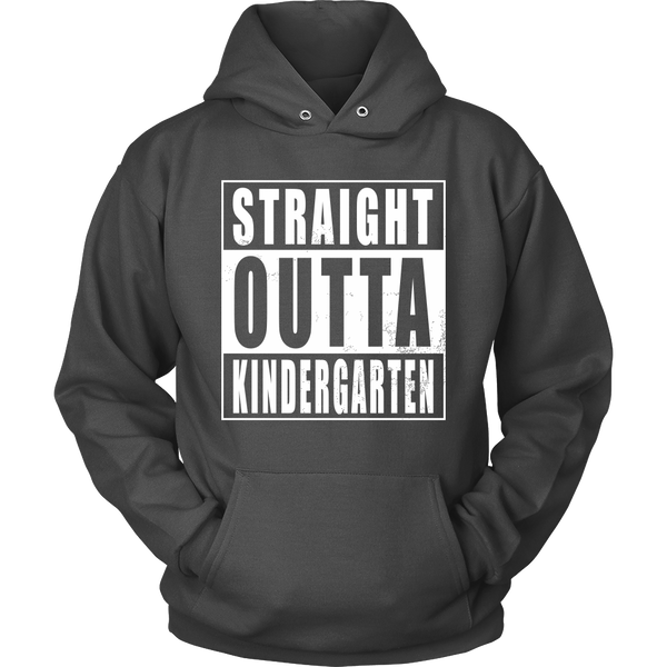 Straight Outta Kindergarten