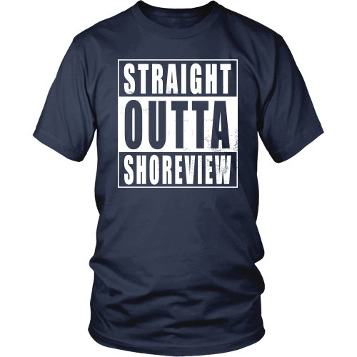 Straight Outta Shoreview