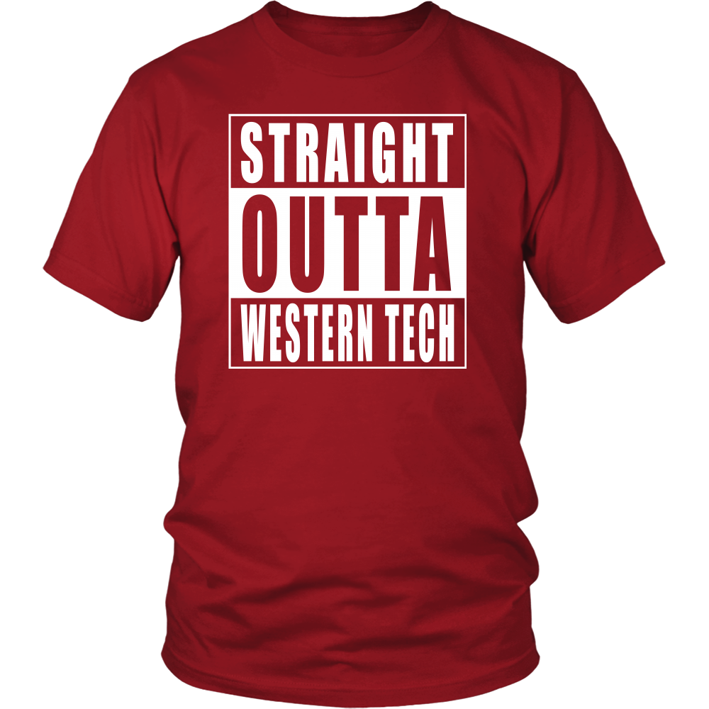 Straight Outta Western Tech