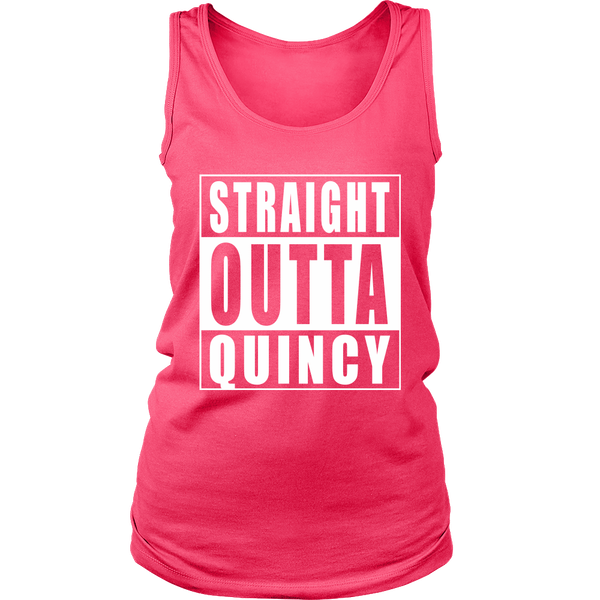 Straight Outta Quincy