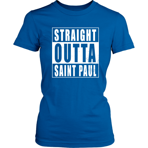 Straight Outta Saint Paul