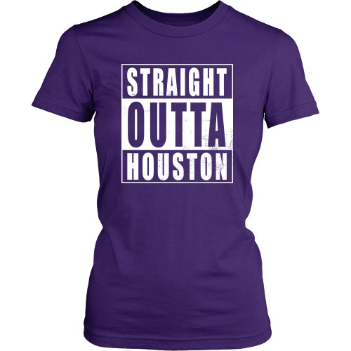 Straight Outta Houston