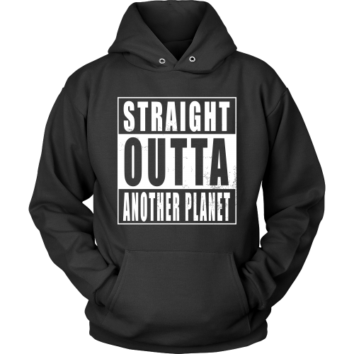 Straight Outta Another Planet