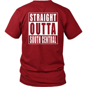 Straight Outta South Central Back