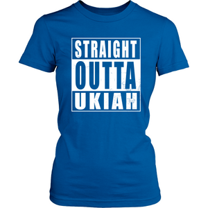 Straight Outta Ukiah