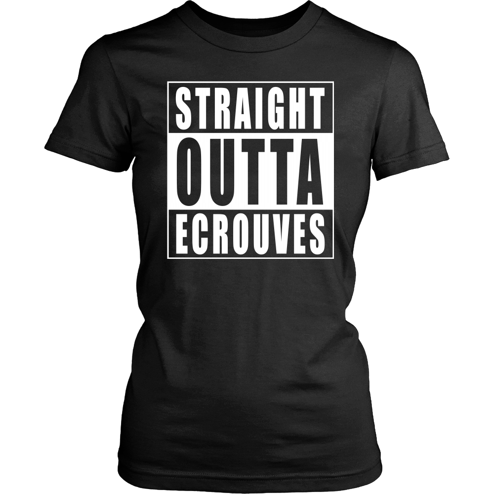 Straight Outta Ecrouves