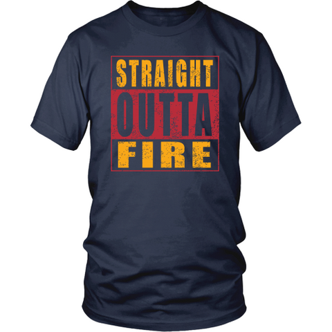 Straight Outta Fire - Limited Edition