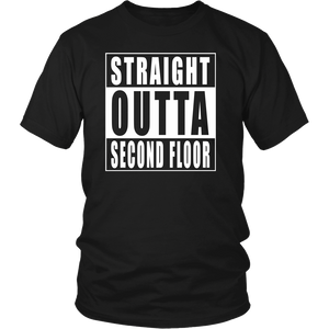 Straight Outta Second Floor