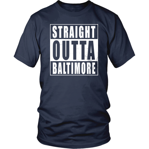 Straight Outta Baltimore
