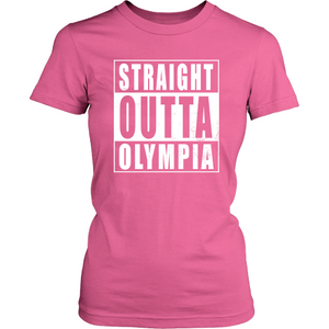 Straight Outta Olympia