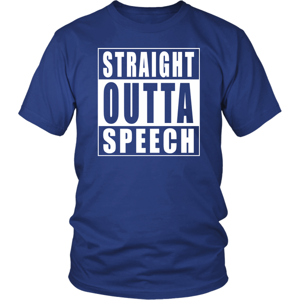 Straight Outta Speech