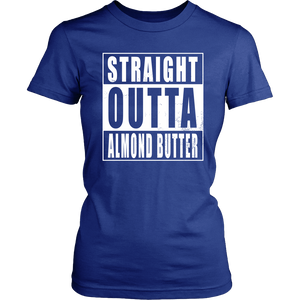 Straight Outta Almond Butter