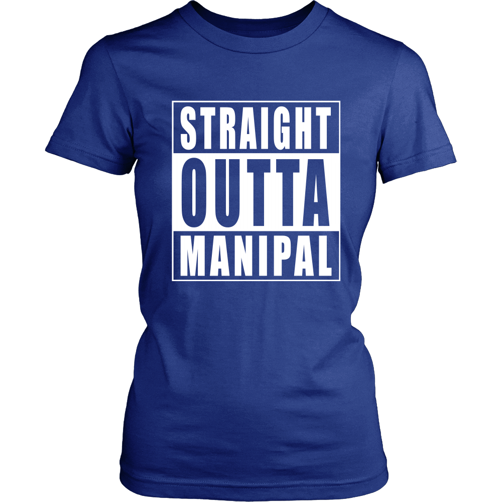 Straight Outta Manipal