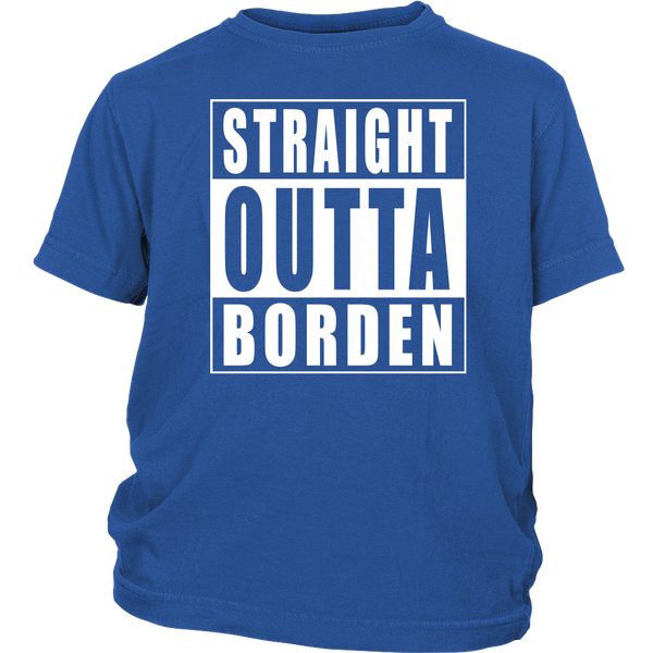 Straight Outta Borden