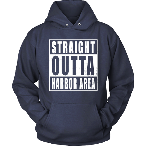 Straight Outta Harbor Area