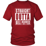 Straight Outta Bell Pepper