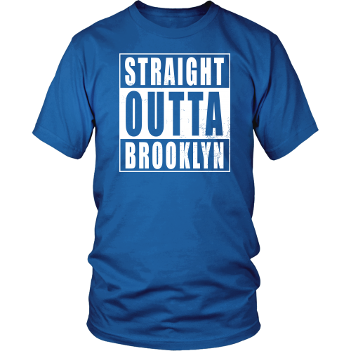 Straight Outta Brooklyn