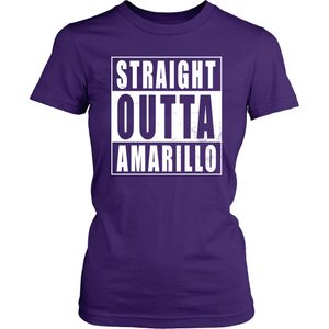 Straight Outta Amarillo