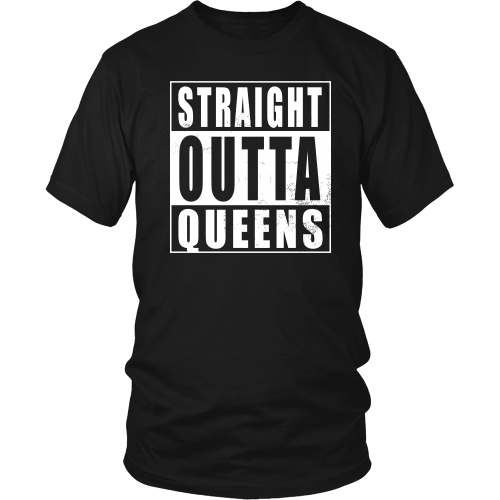 Straight Outta Queens