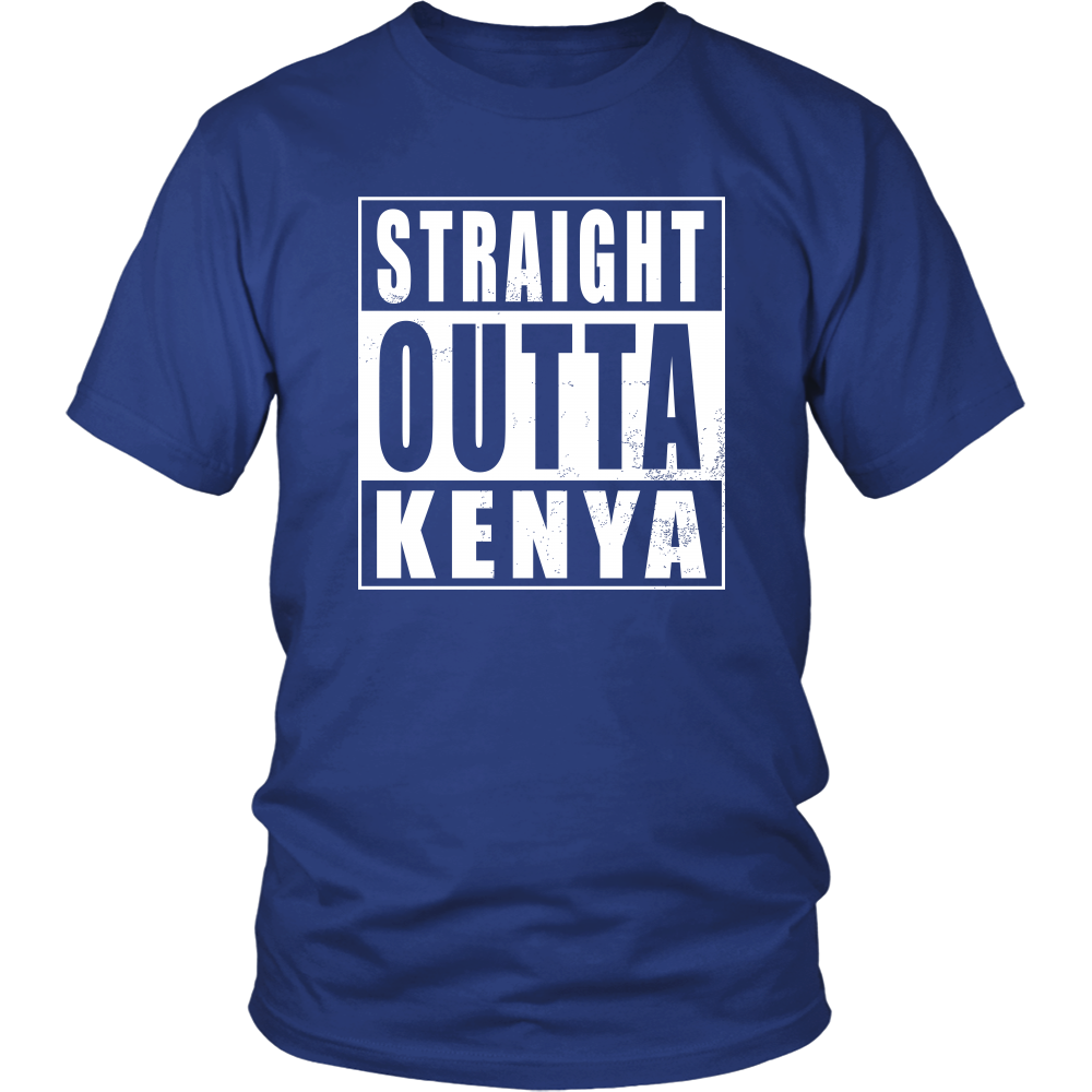 Straight Outta Kenya