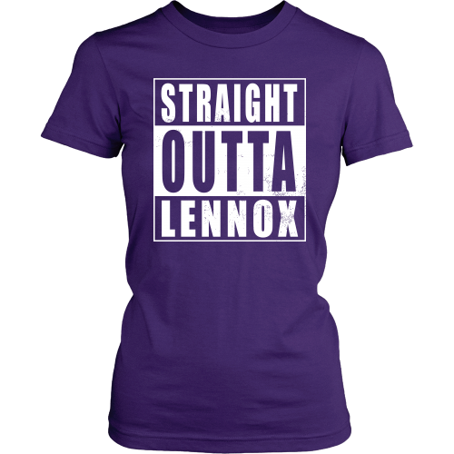 Straight Outta Lennox