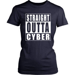 Straight Outta Cyber