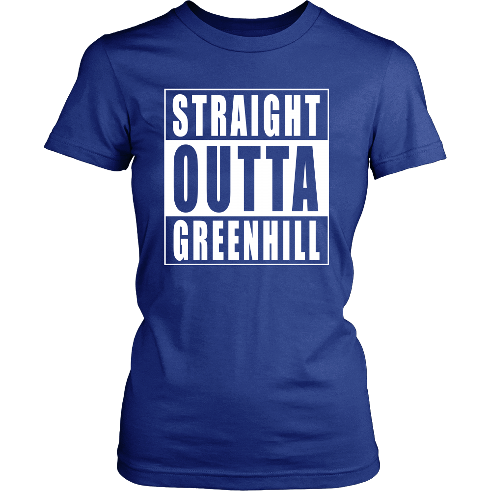 Straight Outta Greenhill