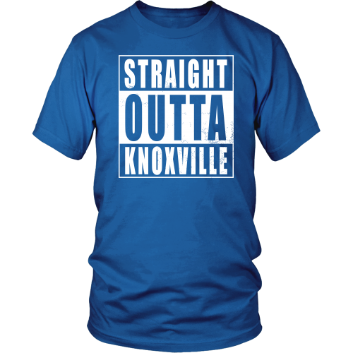 Straight Outta Knoxville