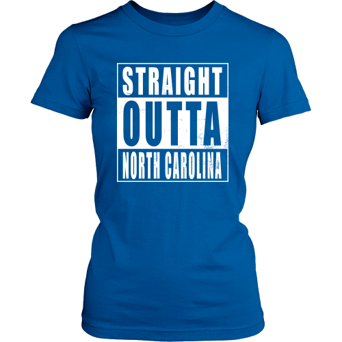 Straight Outta North Carolina
