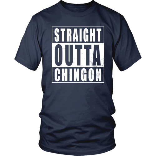 Straight Outta Chingon