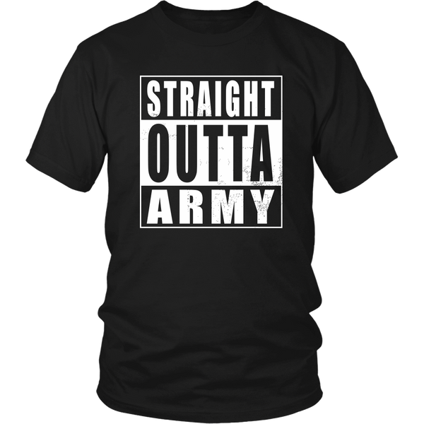 Straight Outta Army